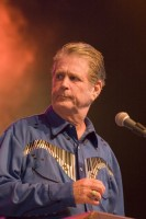 Brian Wilson of the Beach Boys. photo by Ros O&#039;Gorman
