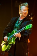 Brian Setzer - Photo By Ros O'Gorman