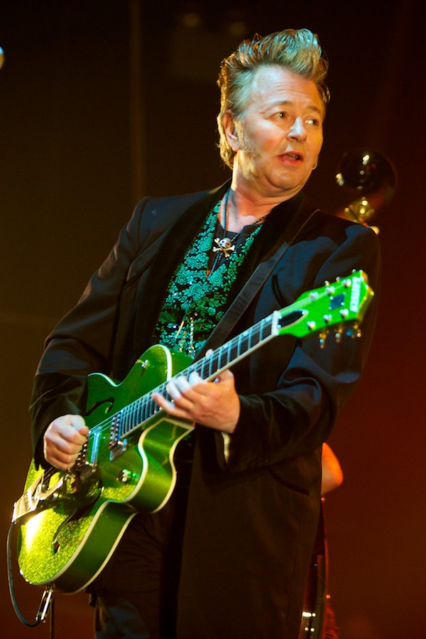 brian setzer orchestra to release another christmas album. Black Bedroom Furniture Sets. Home Design Ideas