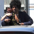 Andre 3000 as Jimi Hendrix