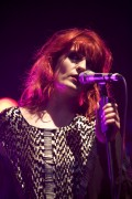 Florence Welch, Florence and the Machine - Photo By Ros O&#039;Gorman
