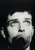 Ian Curtis of Joy Division image