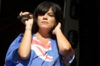 Lily Allen - Image By Ros O'Gorman