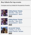 Rolling Stones tickets for sale in Berlin image