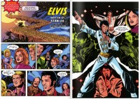 Stan Lee's Elvis Presley comic book image