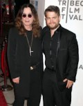 Jack and Ozzy Osbourne
