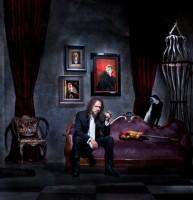 Kirk Hammett of Metallica at home
