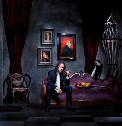 Metallica S Kirk Hammett To Release Book Of Horror