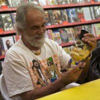 Tommy Chong image by Ros O&#039;Gorman