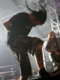 Lamb Of God, Randy Blythe - Photo By Ros O'Gorman