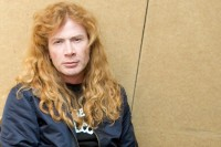 Dave Mustaine, Photo Ros O&#039;Gorman