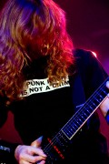 Dave Mustaine, Photo Ros O'Gorman, Noise11, Photo