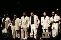 Blind Boys Of Alabama photo by Ros O'Gorman