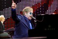 `Elton John, Photo: Ros O'Gorman music news noise11.com