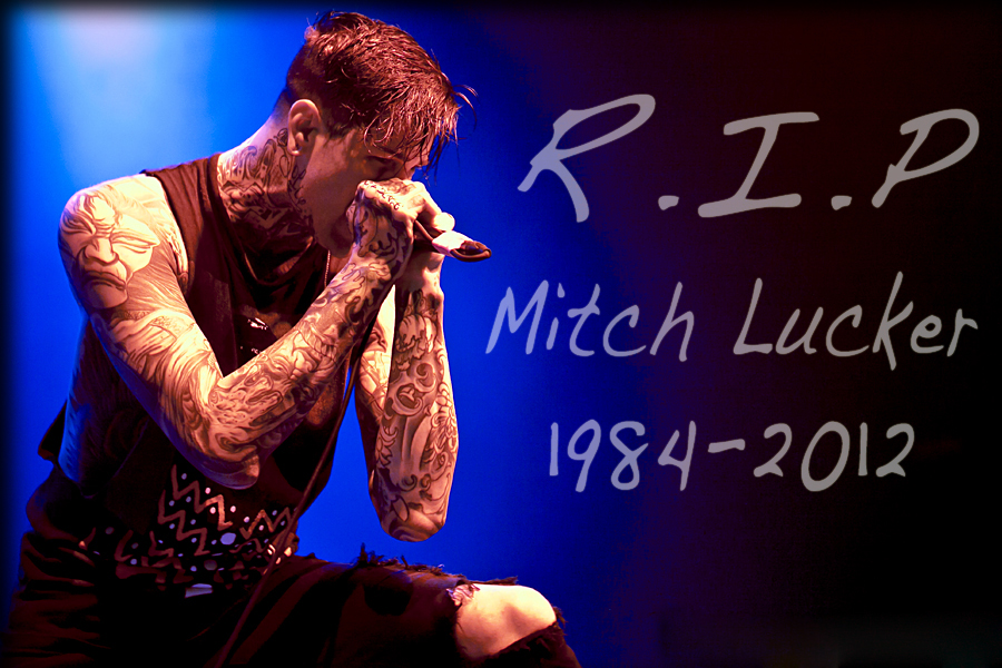 "Mitch Lucker Remembered As Wife Pleads, ""Please Learn From ..."