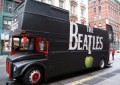 Beatles Pop Up Bus