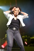 Janet Jackson: Photo By Ros O'Gorman