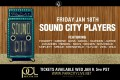 Sound City Players line-up