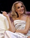 Jerry Hall in Mrs Robinson