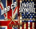 Bad Company Lynyrd Skynyrd 40