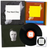 David Bowie The Next Day vinyl edition, Noise11, Photo