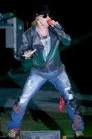 Axl Rose, Guns N' Roses, Melbourne, Australia, Noise11, Ros O'Gorman, Photo