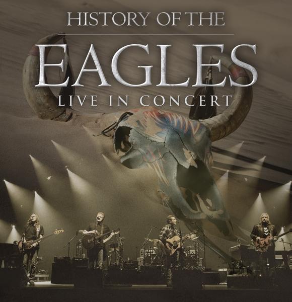 Eagles Australian Tour  Dvd