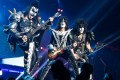 KISS, Etihad Stadium, Melbourne, Australia, 2013 Photo by Ros O'Gorman, Noise11 music news