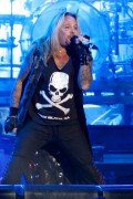 Vince Neil, Motley Crue, Photo by Ros O&#039;Gorman