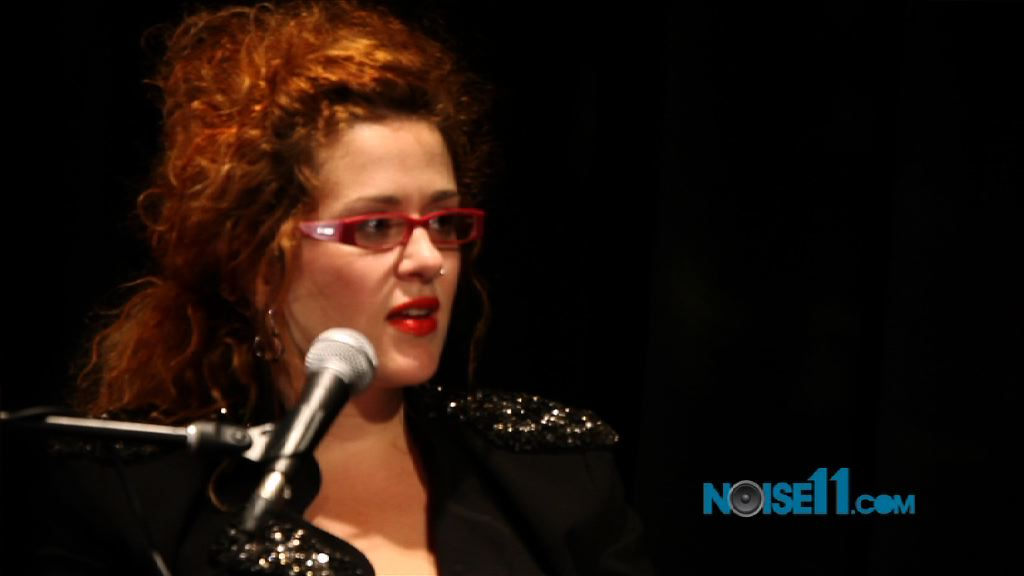 Katie Noonan In Conversation, Noise11, Photo