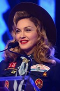 Madonna at the GLAAD Media Awards