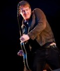 Josh Homme of Queens of the Stone Age photo by Ros O&#039;Gorman, Noise11, Photo