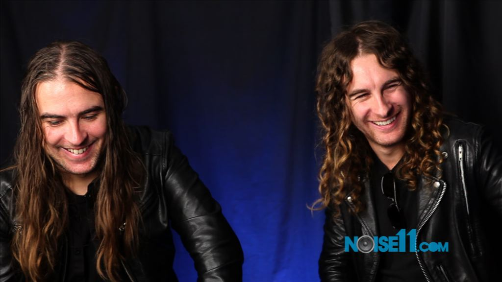 Airbourne at Noise11, Noise11, Photo