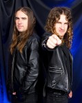 Airbourne, Ryan, Joel, Noise11, Ros O&#039;Gorman, Photo