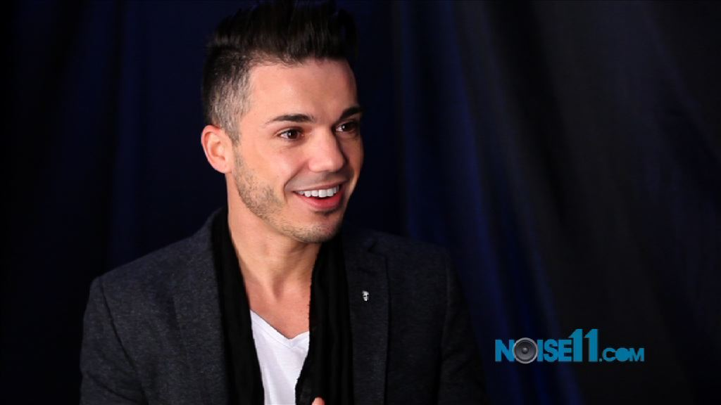 Anthony Callea at Noise11, Noise11, Photo
