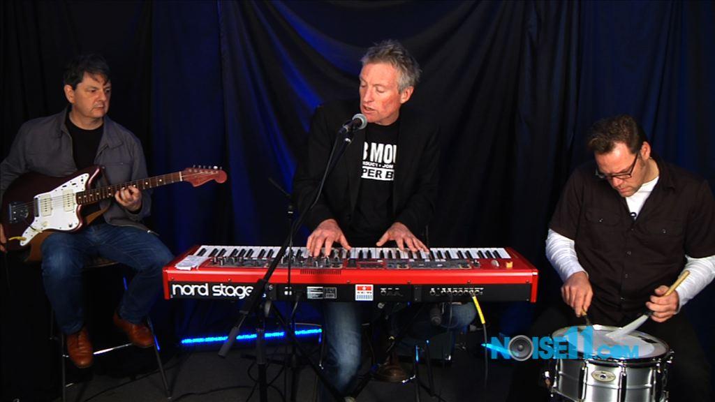 David Bridie performs at Noise11, Noise11, Photo