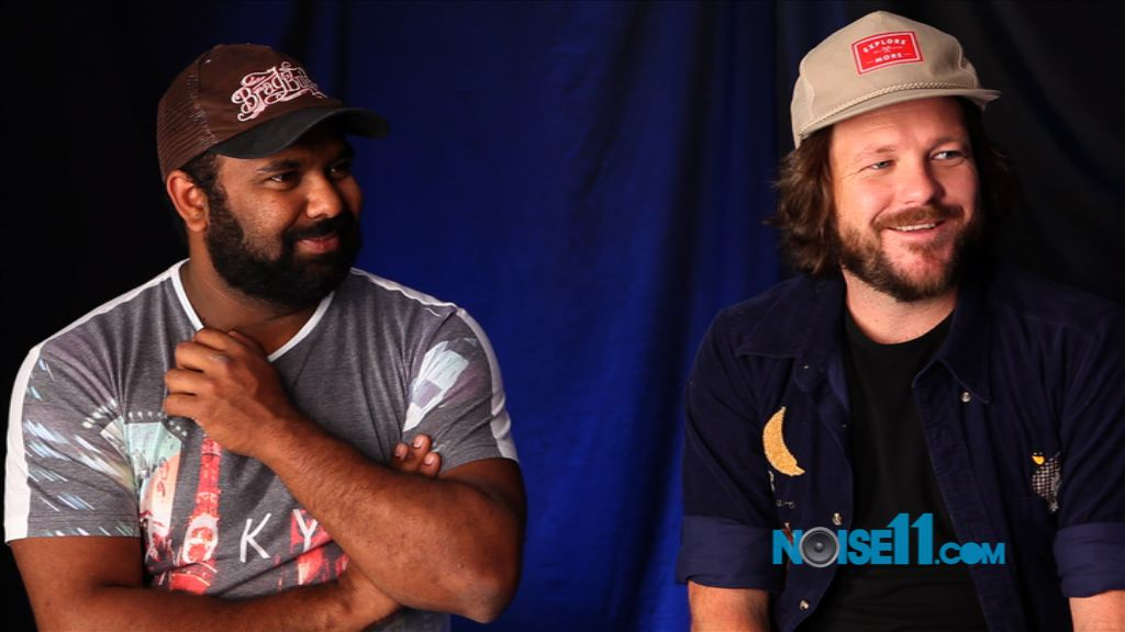 Busby Marou at Noise11, Photo