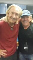 Joe Walsh and Brian Johnson, Noise11 Photo