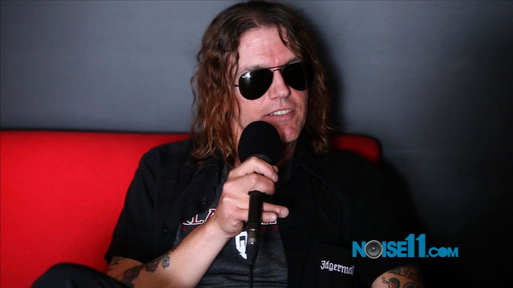 The Dead Daisies Dizzy Reed, Noise11, Photo
