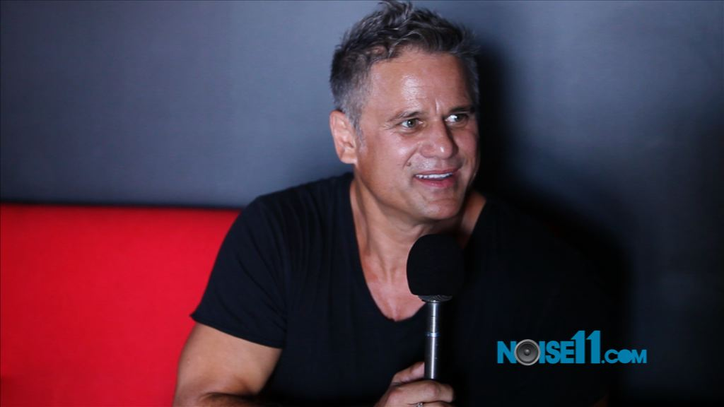 The Dead Daisies Jon Stevens, Noise11, Photo
