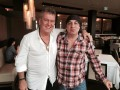 Jimmy Barnes and Steve Van Zandt