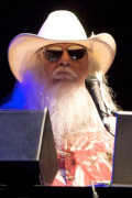 Leon Russell, Photo by Ros O'Gorman