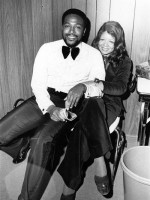 Marvin Gaye and Anna Gordy