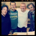 Neal Schon Jackie Barnes Jimmy Barnes and Jonathan Cain