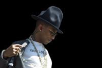 Pharrell Williams, Photo by Ian Laidlaw 2