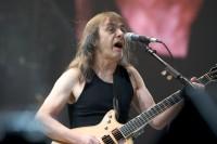 Malcolm Young, AC/DC, Ros O'Gorman, photo