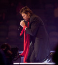 Doc Neeson, Melbourne Countdown Spectacular, Photo Ros O'Gorman