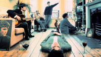 Oasis Definitely Maybe exhibition