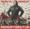 Weird Al Mandatory Fun, music news, noise11.com