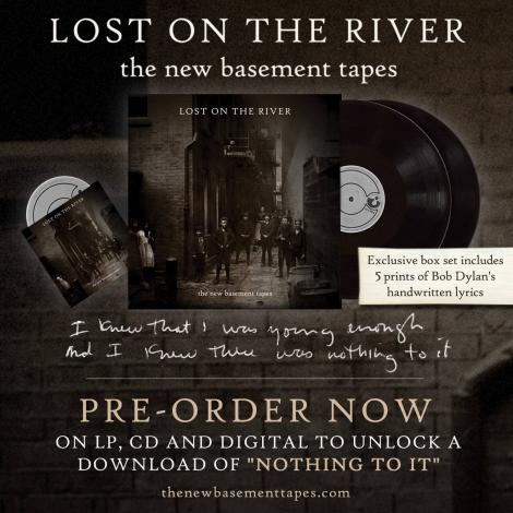 bob dylan sets the new basement tapes release date